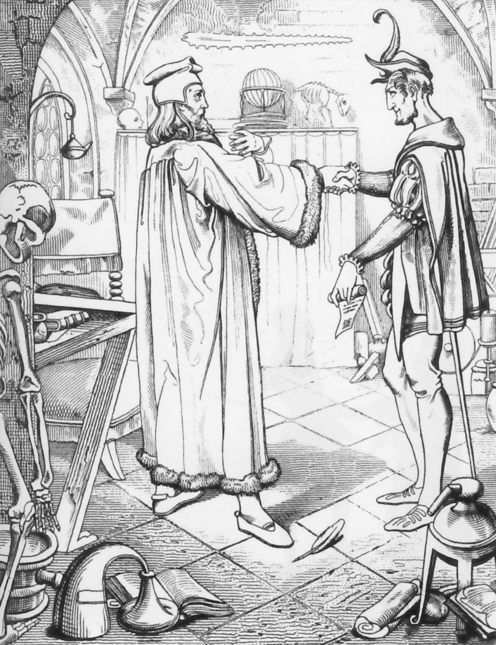 Goethe Faust Gretchen Buch Literatur